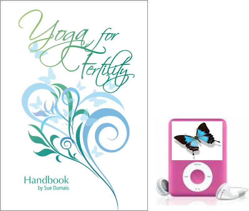 Fertility Yoga & Meditation e-kit